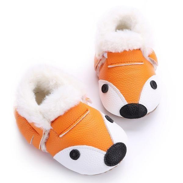 Soft Bottom Non Slip Fox Shoes