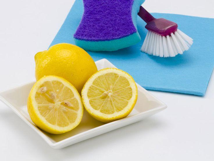 När du har läst den här artikeln är den lilla citrusfrukten ditt nya favoritallrengöringsmedel!