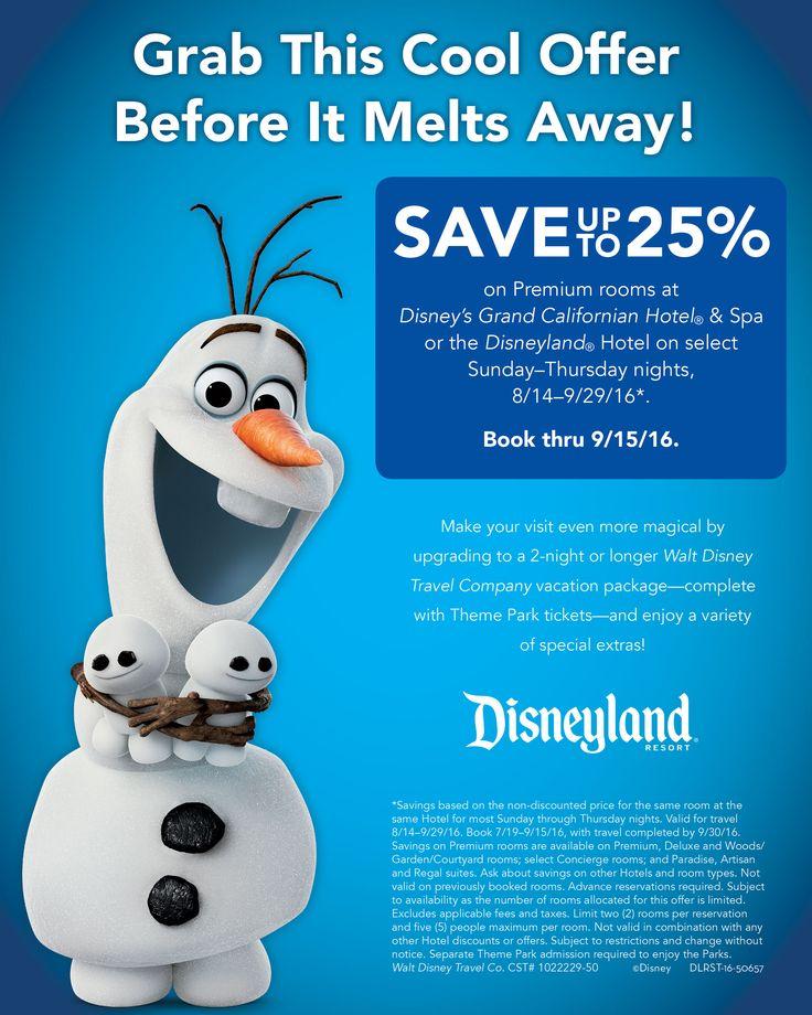 Best Disneyland Images On Pinterest Disney Parks Disney Tips - Disney vacation packages 2016