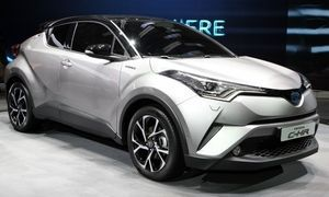 Toyota drops new diesel for C-HR crossover