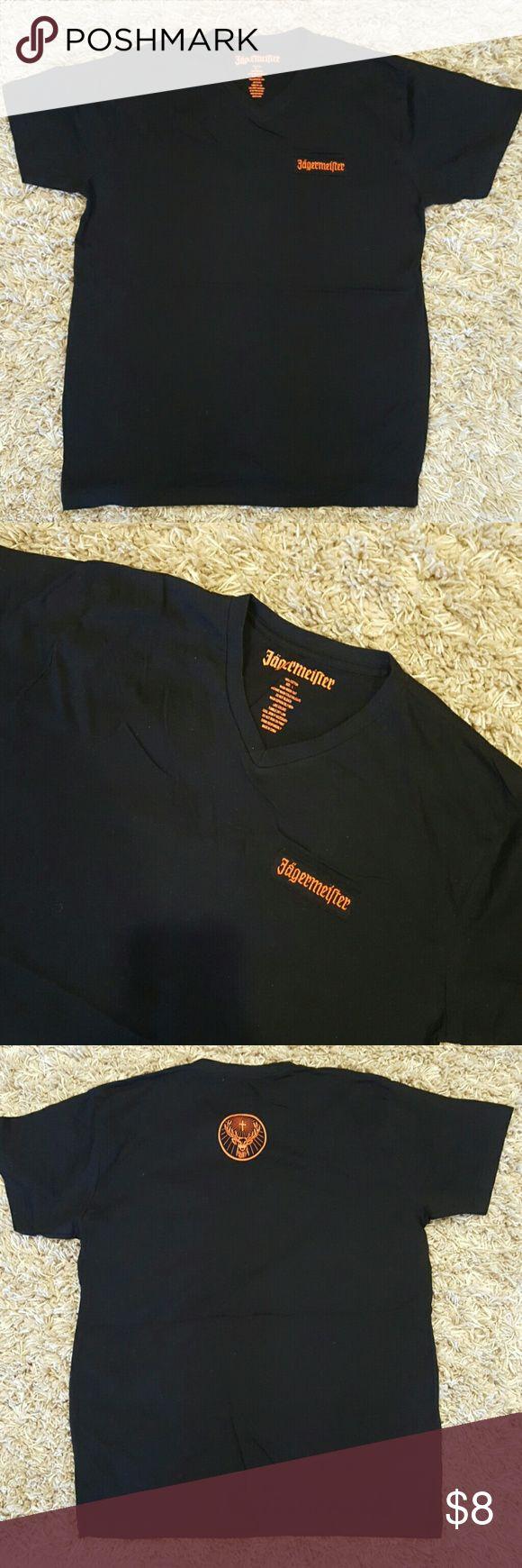 NWOT Men's Jägermeister tee Men's Jägermeister tee, size large. New without tags, never worn. Shirts Tees - Short Sleeve