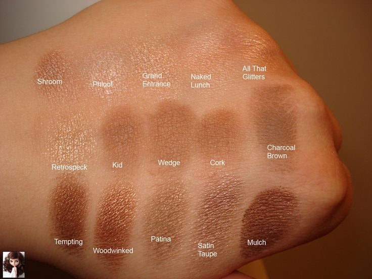 Best 20 Mac Eyeshadow Swatches Ideas On Pinterest Mac