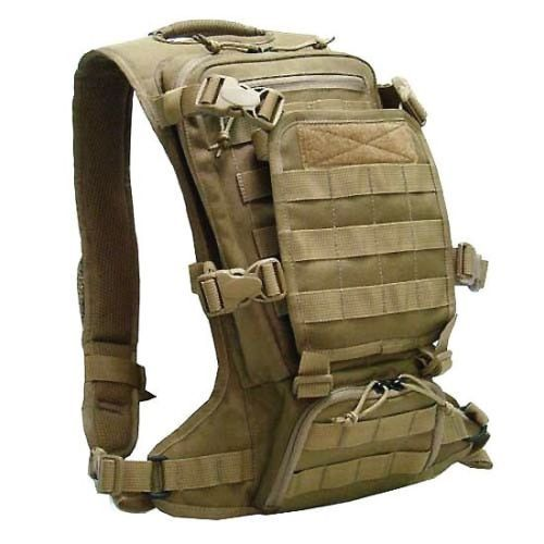 Navy Seal (Devgru) Tactical Molle Micro FAST EDC Modular Backpack
