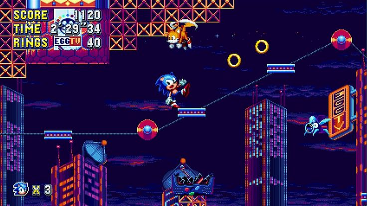 Sonic Mania Review Sonic Mania was announced alongside Sonic Forces last year to celebrate the titular character's 25th anniversary. Whereas Sonic Forces will focus on the old and new versions of Sonic together, akin to Sonic Generations, Sonic Mania is a straight-up 2D side-scrolling platformer matching up with the series' original titles.  And this game really is a love letter for the...