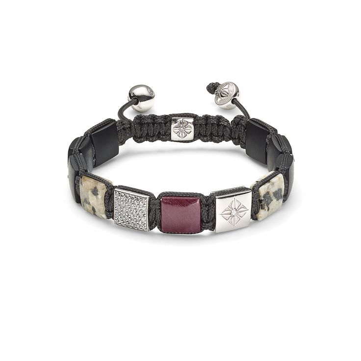 Shamballa Jewels Lock Bracelet