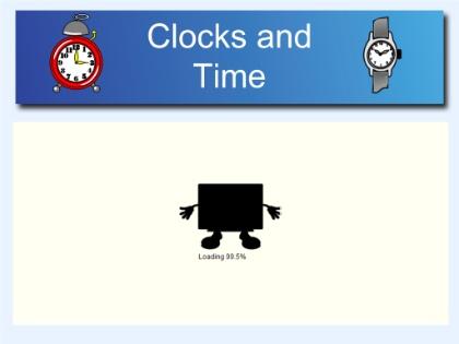 Time Smartboard Activity