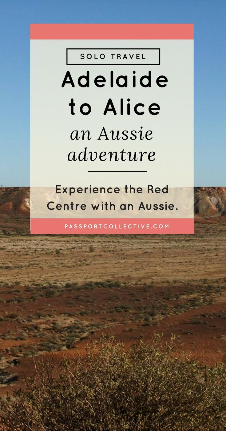 Passport Collective I Outback I Travel Guide I Uluru I Australia