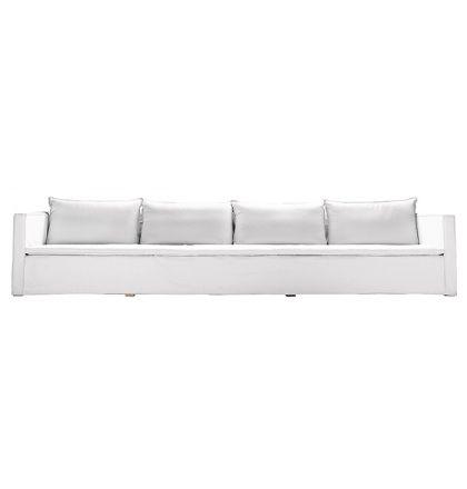SOFAXXL (Hvid cotton canvas) (DKK 30.000,00)