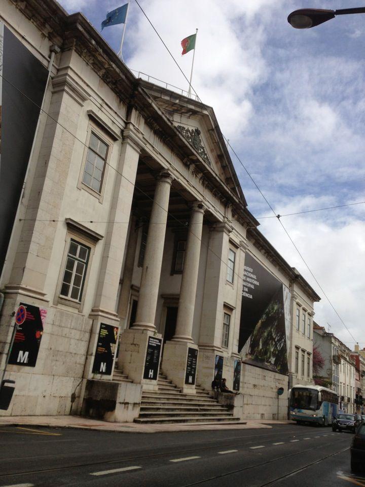 Museu Nacional de História Natural e da Ciência em Lisboa, Lisboa