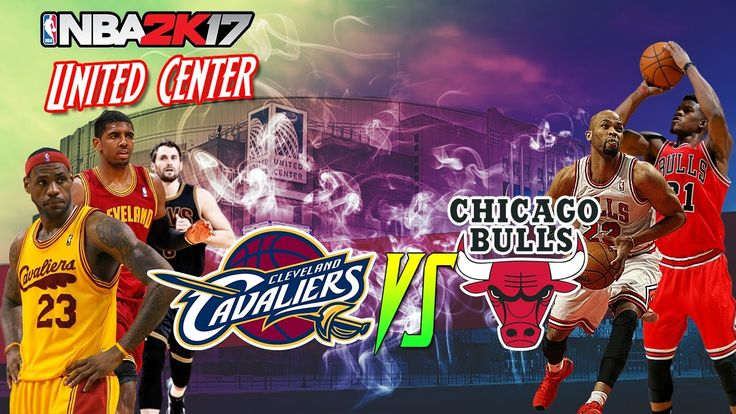 Cleveland Cavaliers vs Chicago Bulls|Climb a Mountain|NBA Matchday Simul...