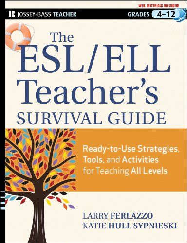 The ESL / ELL Teacher's Survival Guide: Ready-to-Use Strategies, Tools, and Activities for Teaching English Language Learners of All Levels (J-B Ed: Survival Guides) by Larry Ferlazzo http://www.amazon.co.uk/dp/B008SGNHIU/ref=cm_sw_r_pi_dp_Vth6wb1N5Q9JP