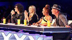 Love Heidi Klum Hair on America's Got Talent last night