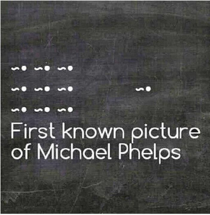 First known picture of Michael Phelps: Keep Swim, Funny Things, Michael Phelps, Swimmers, Pictures, Funny Stuff, Science Humor, So Funny, Harry Style