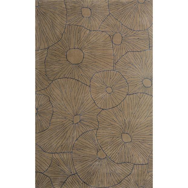 TRE_BotanyNube - 1600 X 2300 - wool & art silk - D1290A