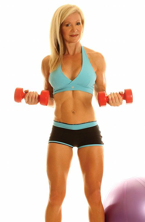 105 Best Fit Women Over 50 Images On Pinterest Fitness