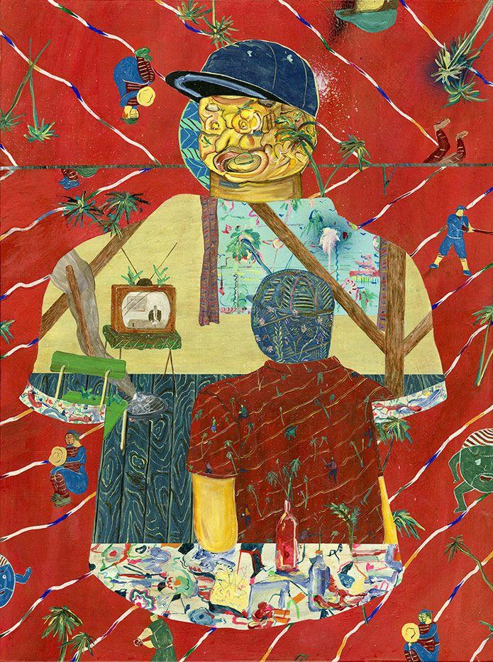 Hiro Kurata. Born in Japan. Raised in New York.