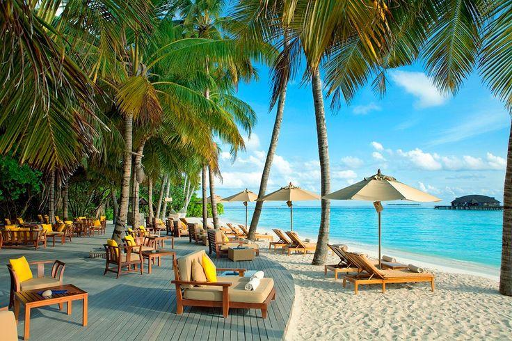 Ylellinen piilopaikka kaukana kaikesta...  #Malediivit #Iru_Fushi_Resort #Noonu  http://www.finnmatkat.fi/Lomakohde/Malediivit/Noonu-Atoll/Iru-Fushi-Beach--Spa-Resort/?season=talvi-13-14