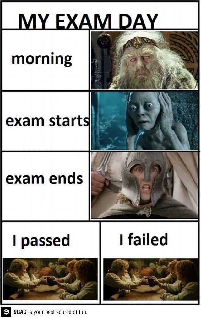 Weißt du eigentlich schon wann deine Prüfungstermine sind?