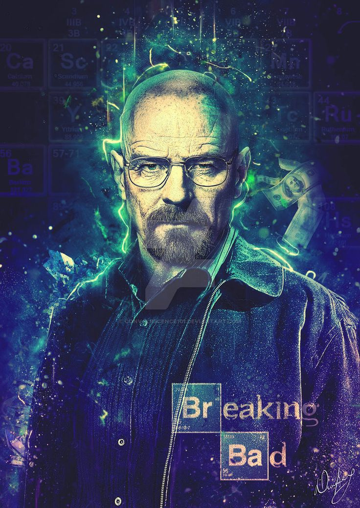 Breaking Bad (Walter White) by Convalescence101