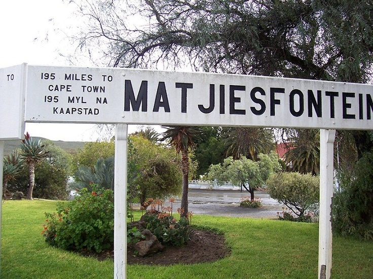 Matjiesfontein, Western Cape, South Africa