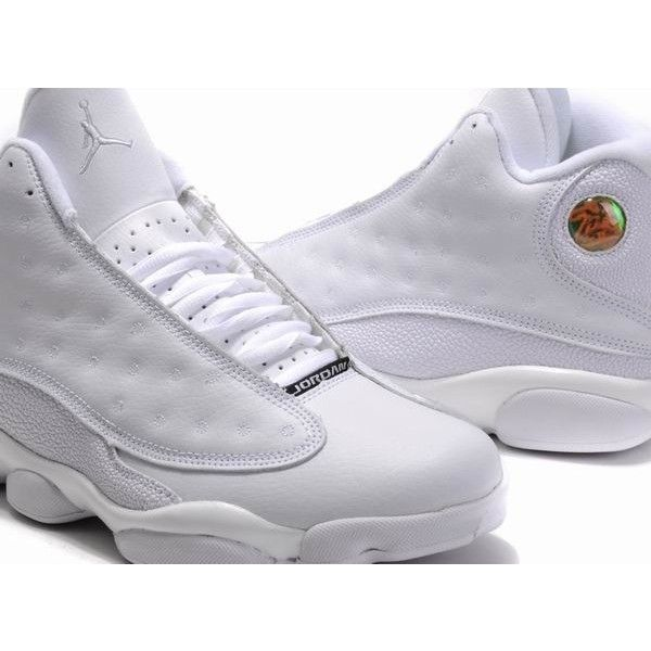 Air Jordan 13 Retro | J's | Pinterest ❤ liked on Polyvore