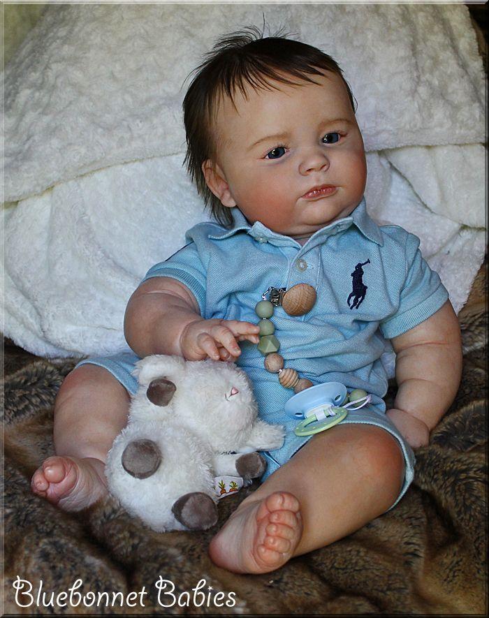 Reborn Realborn Joseph Awake Silicone Reborn Babies Reborn Nursery Reborn Babies