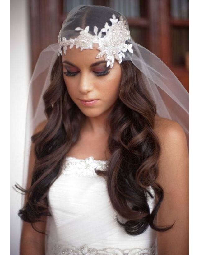 This Dramatic Veils Is Simply Stunning If You Don