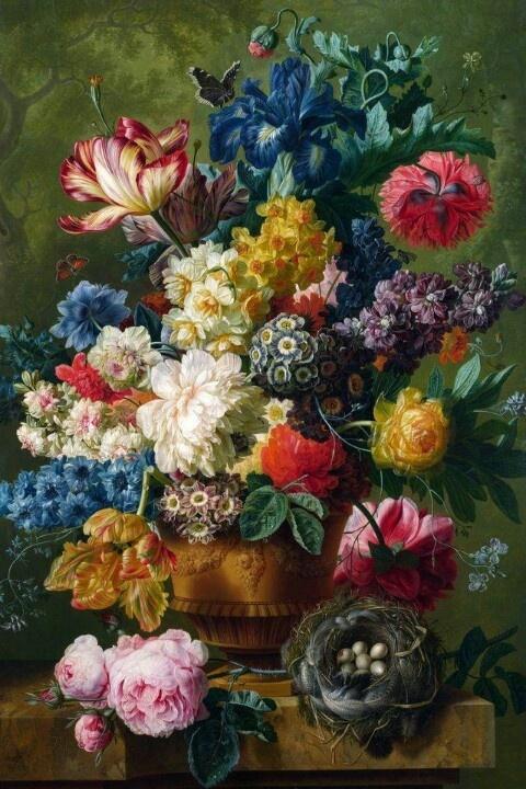 Flores románticad