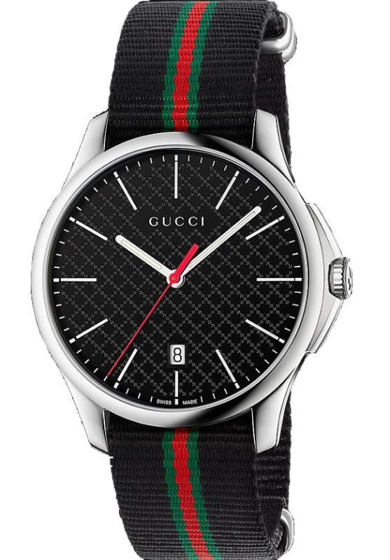 2615cc5724a Gucci YA126321 G-Timeless Men s Watch - WatchMaxx.com
