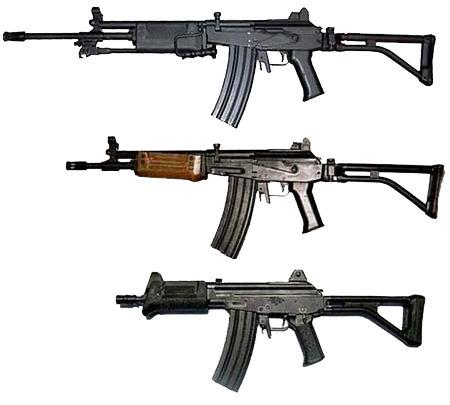 IMI Galil | ... | Штурмовая Винтовка IMI Galil » Оружие