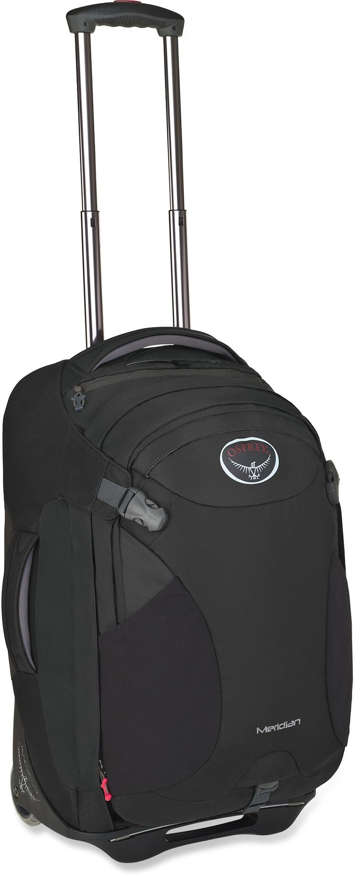"Osprey Meridian Wheeled Convertible Luggage - 22"" - Free Shipping at REI.com"