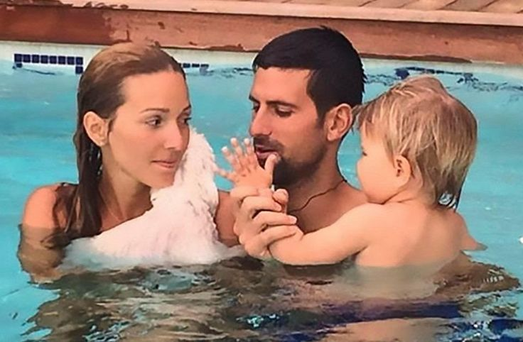Twelve-time Grand Slam champion Novak Djokovic and his wife Jelena have become parents of a baby girl, local media reported on Sunday.  Je...