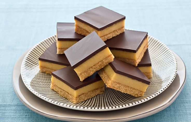 Chocolate Caramel Slice Recipe An Old Fashioned Family Favorite Sweetened Condensed Milk Recipes Chocolate Caramel Slice Caramel Slice