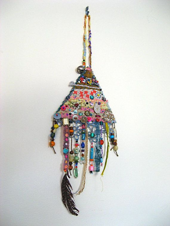 Transcendental Amulet by AllThingsPretty on Etsy, $245.00
