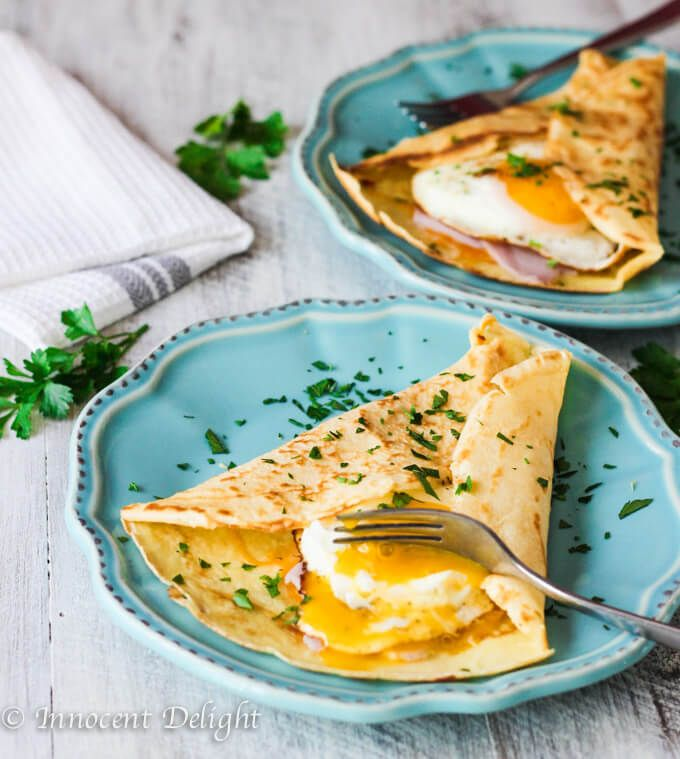Learn how to make Perfect French Crepes - they may seem intimidating but they are easier that most would think. Blender does most of the job.