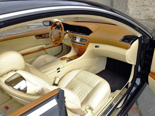 Mercedes-Benz CL 600: Sportkultur auf hohem Niveau: Meisterklasse gemacht: Der 2007er Mercedes CL 600 ist big, black & better - Auto der Woche - Mercedes-Fans - Das Magazin für Mercedes-Benz-Enthusiasten
