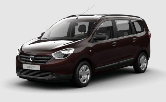 Lodgy - Gamme Dacia - Dacia France