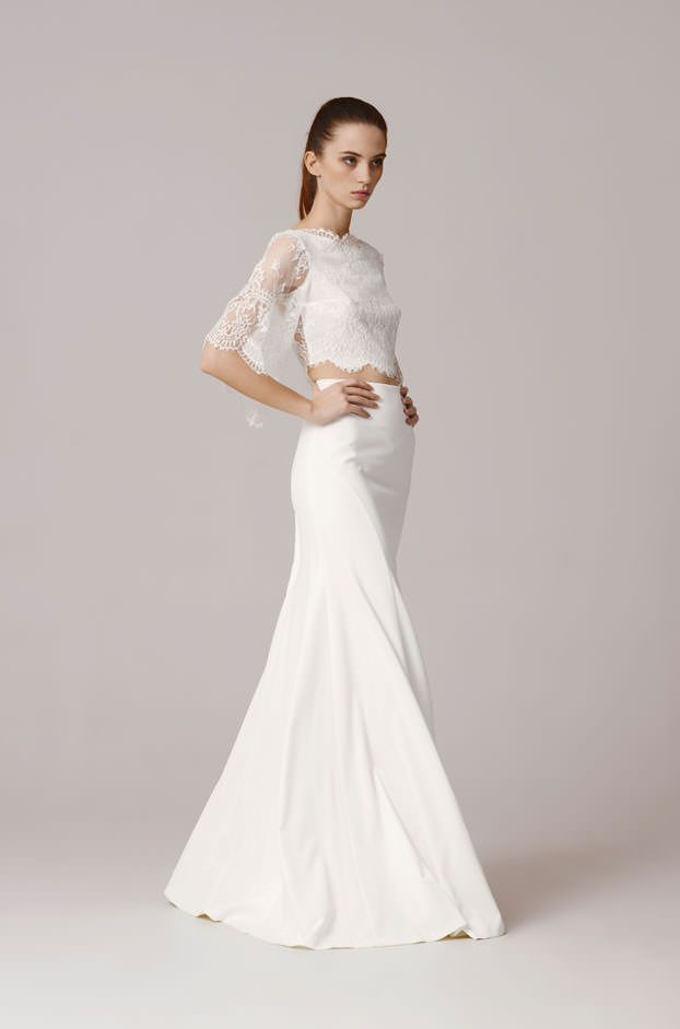 58 best Brautkleider ❤ Bridal dresses images on Pinterest   Short ...