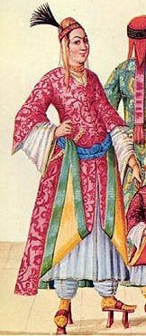 Turkish garb - links to a page on Turkish underwear.