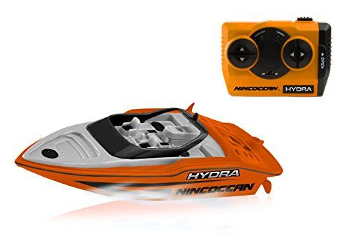Lancha RC Hydra Orange NINCOCEAN ⋆ Etoytronic⚡️