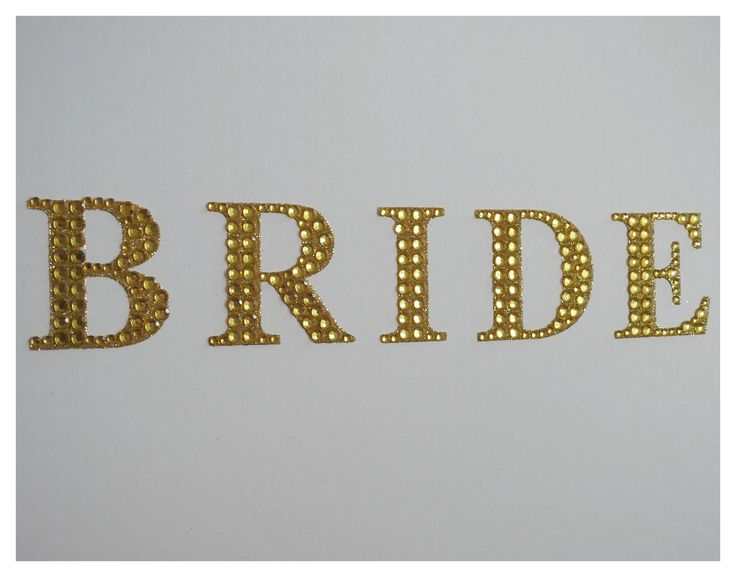 Gold Diamante Bride Wedding Dress Travel box from www.bonbod.com
