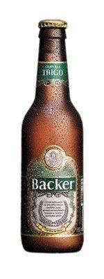 Cerveja Backer Trigo - Cervejaria Backer