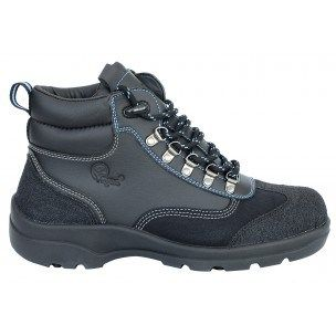 Where to Find Vegan Hiking Boots. Pictured is the All Terrain Pro Waterproof Hiker made by Eco Vegan Shoes. They will keep your feet warm and dry.