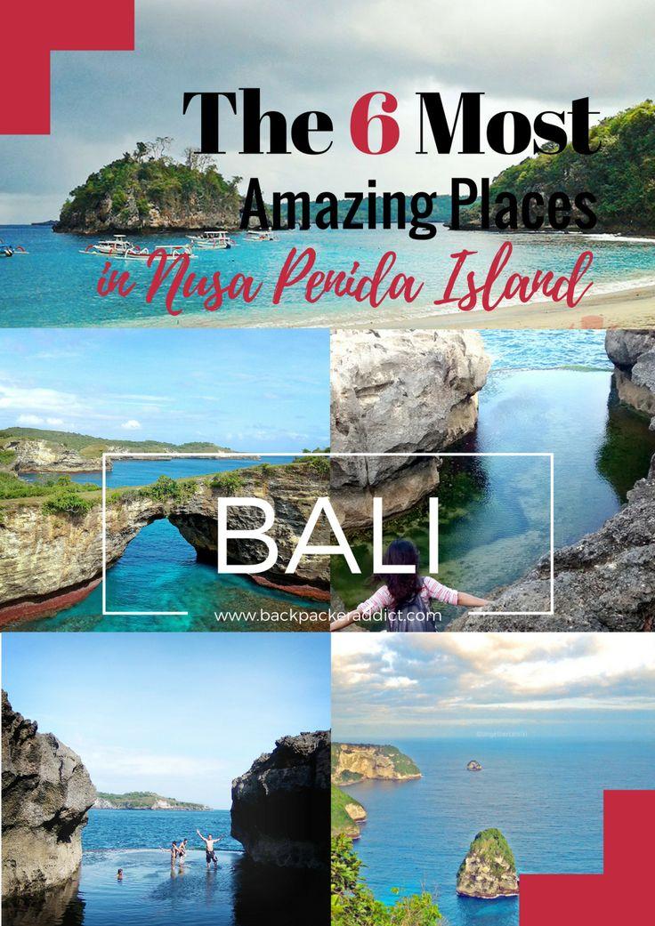 Guide to Nusa Penida Island, Bali, Indonesia