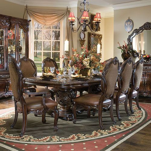 Cool Dining Rooms | Michael Amini Furniture Designs | Amini.com By Http:/