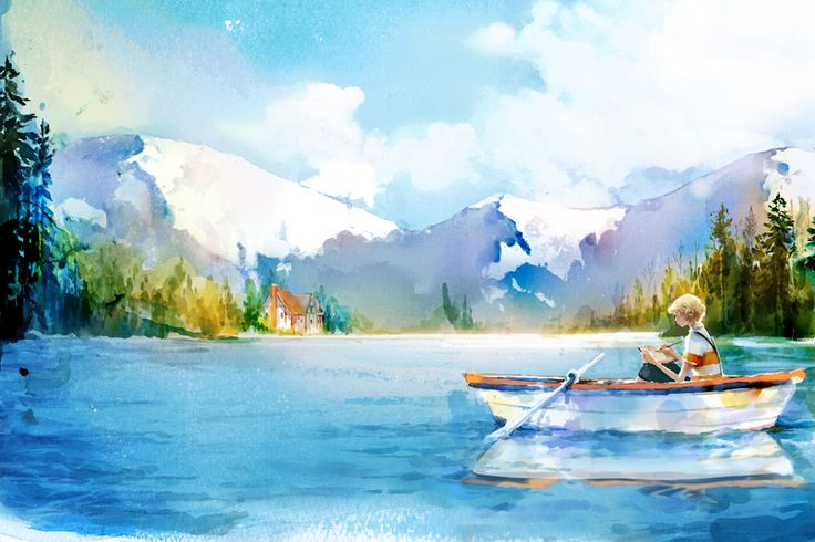 #watercolor #art