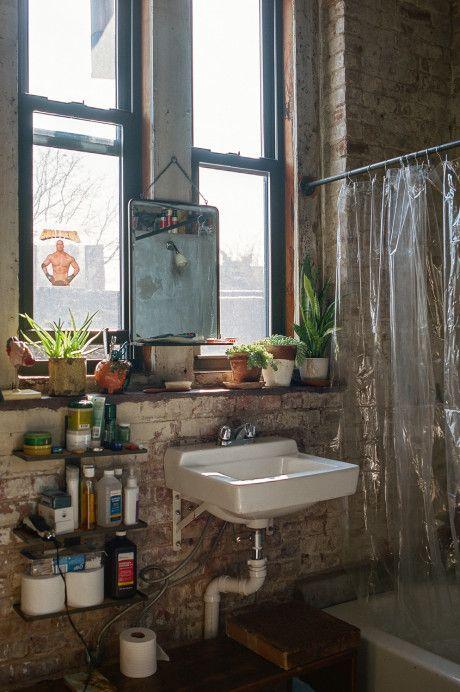 25 best ideas about new york loft on pinterest loft - Bathroom remodeling williamsburg va ...