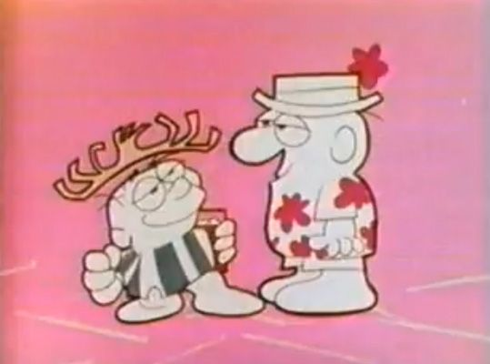 How About A Nice Hawaiian Punch? I always thought the little guy was so mean.