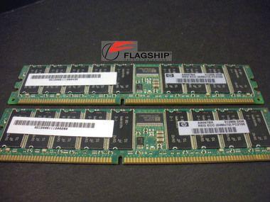 HP A8087B 1GB PC2100 DDR SDRAM (2X512MB DIMMS)