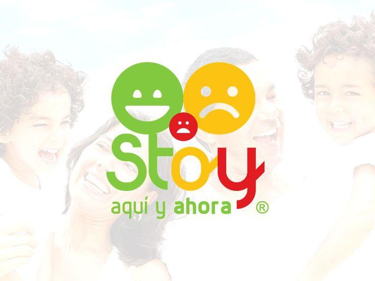"Logotipo ""Stoy"" | 2015 | Para aplicación de geolocalización familiar que reporta tanto ubicación como estado de ánimo!"